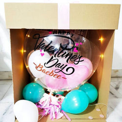 [2 Day Pre-Order] Balloon Surprise Brown Box