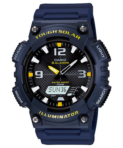 CASIO STANDARD AQ-S810W-2AV Analog Digital Watch | Solar World.T