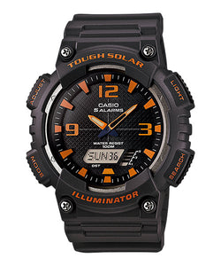 CASIO STANDARD AQ-S810W-8AV Analog Digital Watch | Solar World.T
