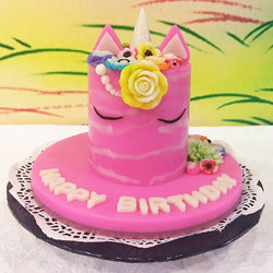 [3 Days Pre Order] Unicorn Jelly Cake