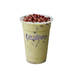 MC02 Japanese Matcha Red Bean Milk Tea