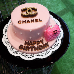 [3 Days Pre Order] Chanel Bag Design Jelly Cake