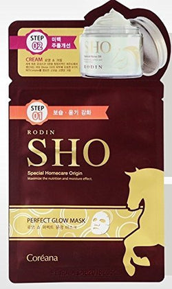 RODIN SHO Perfect Glow Mask (2-STEP)