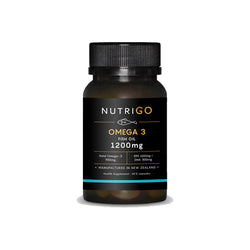Nutrigo Omega 3 Fish Oil 1200mg (60 Softgel)