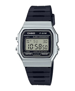 CASIO STANDARD F-91WM-7A Digital Watch | Classic Since 1991 Calendar