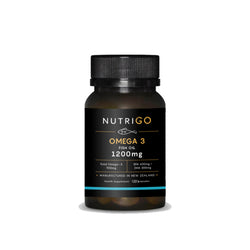 Nutrigo Omega 3 Fish Oil 1200mg (120 Softgel)