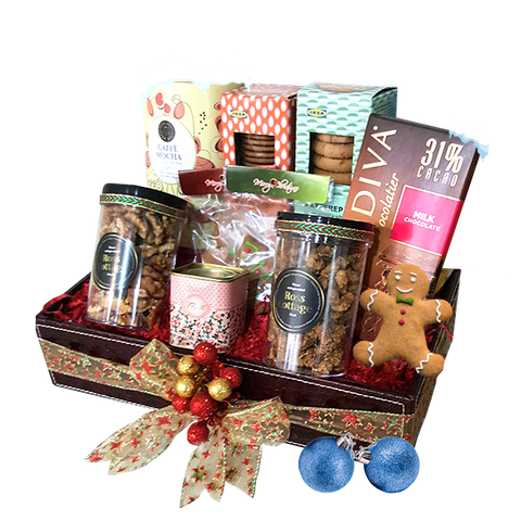 [1Day Pre-Order] ATLANTA CHRISTMAS HAMPER - X'MAS GIFT TRAY