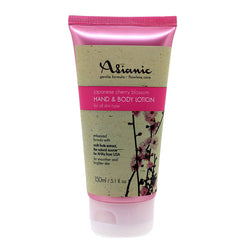 Asianic Hand & Body Lotion Japanese Cherry Blossom 150ML
