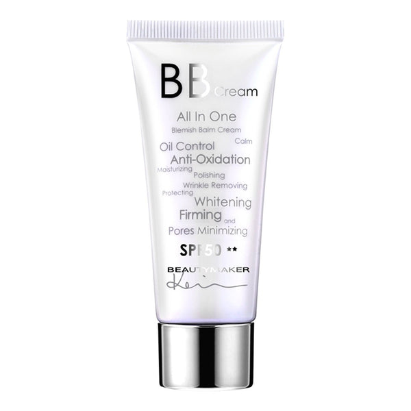 BEAUTY MAKERAll In One Blemish Balm Cream SPF50++ 1's
