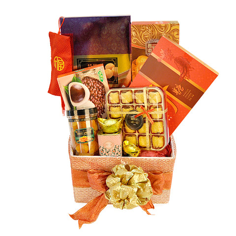 [1 Day Pre-Order] BLESSING - CHINESE NEW YEAR HAMPER GIFT