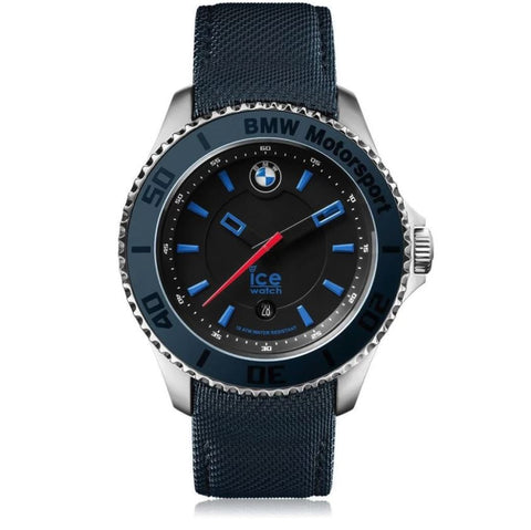 BMW Motorsport Steel - Dark & Light Blue - Big
