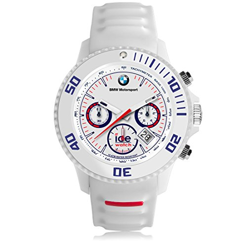 BMW Motorsport  Steel - White - Big Big – Chrono