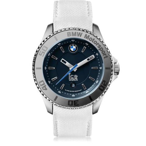 BMW  Motorsport  Steel - White - Big