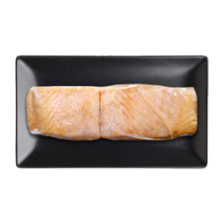 Marinated Smoked Baked Salmon (+-165gm / pack)