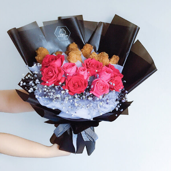 [3 Days Pre-Order] CHICKY STICKY: Drumstick Bouquet