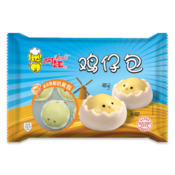 Cutie Chick Steamed Bun (10 Pcs/pack)