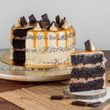[1 Day Pre-Order] Caramel Chocolate Cake
