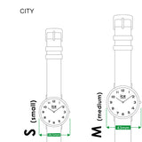 ICE CITY Norwich 41mm (Medium)