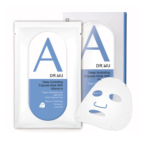 DR. WU Deep Hydrating Capsule Mask with Vitamin A 3's