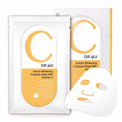 DR. WU Instant Whitening Capsule Mask with Vitamin C 3's
