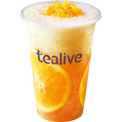 FT01 Orange Iced Tea with Pulp
