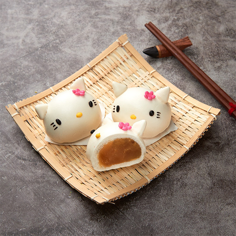 Hello Kitty Pau – Lotus (2 Pcs/pack)