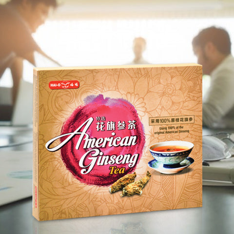 [2 Days Pre-order] (400550) 花旗参茶 American Ginseng Tea