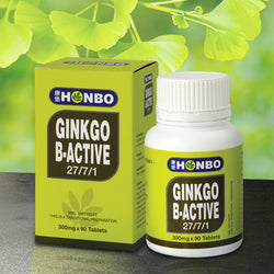 [2 Days Pre-order] (580011) 银杏 27/7/1 Gingko B-Active 27/7/1 300mg