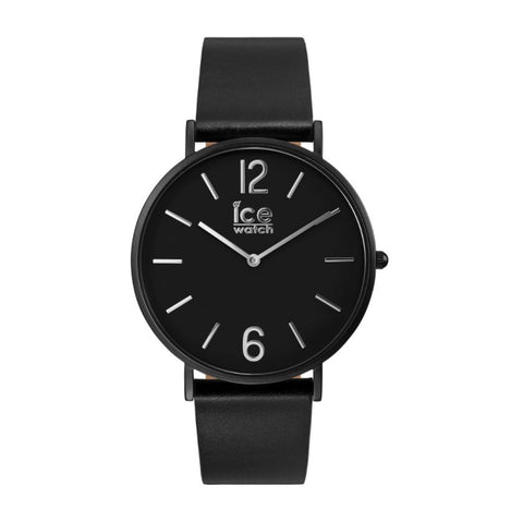 ICE CITY Black 41mm (Medium)