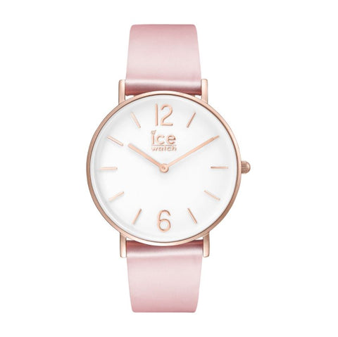 ICE CITY Pink  Rose Gold 36mm (Small)