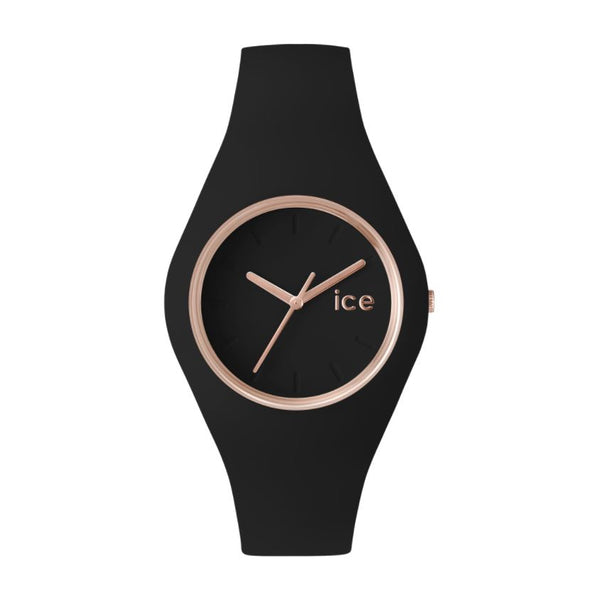 ICE GLAM Black Rose Gold (Unisex)