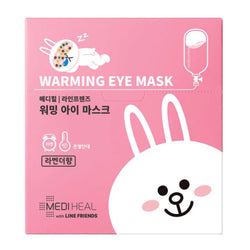 MEDIHEAL Lavender Warming eye mask 10's