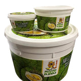 Musang King Durian Puree (5kg X 4 Baden) (1 Carton)