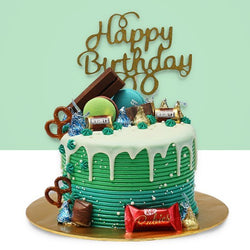 [1 Day Pre-Order] Chocolate Wonderland (Tiffany Blue)