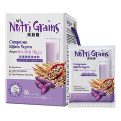 NH, Nutri Grains 25g x 16's