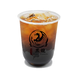 Black Boba Oolong Tea [Cold]