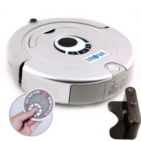 Advance Robot Vacuum Cleaner XR210S with front sensor
