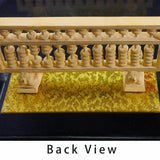 24K Wrapped Gold - Antique Abacus