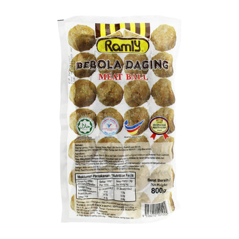 Ramly Meat Ball 800gm