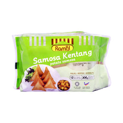 Ramly Samosa Kentang 300gm x 12 pcs