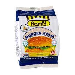 Ramly Chicken Burger 420gm
