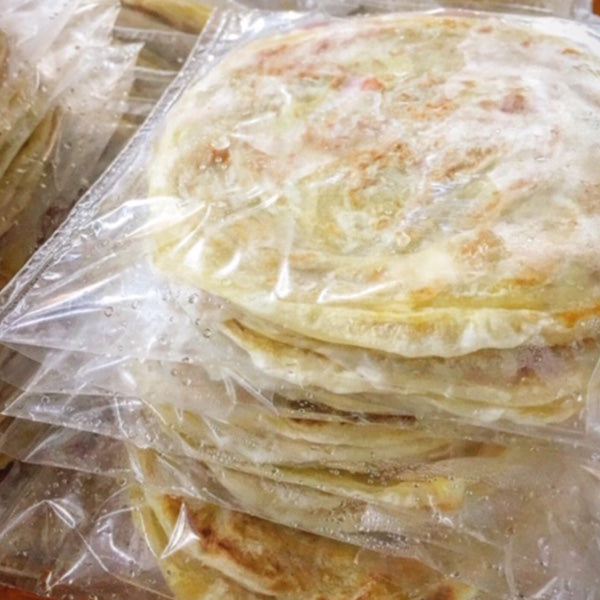 [3 days pre-order] Roti Canai (Set of 8)