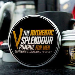 Splendour Pomade Fiber Grease - Oil based Pomade