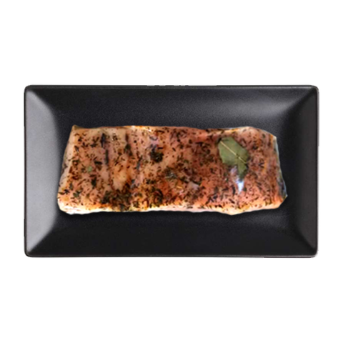 Marinated Western Style Salmon (+-165gm / pack)