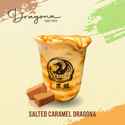 Salted Caramel Dragona [Cold]