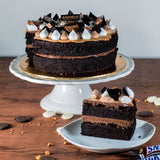 [1 Day Pre-Order] Snickers Chocolate Cake