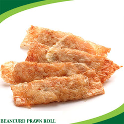 TSL Beancurd Prawn Roll (10 Pcs/pack)