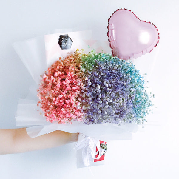 [1 Day Pre-Order] UNICORN LUXE: Baby's Breath Bouquet