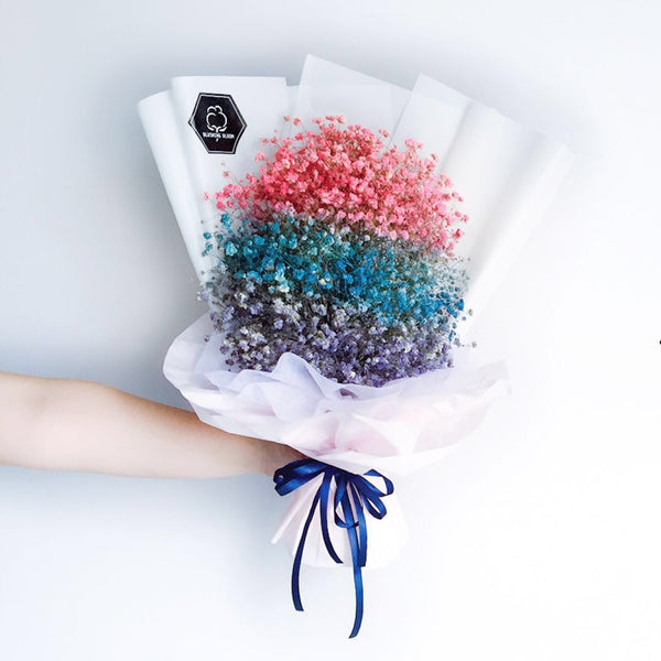 [1 Day Pre-Order] UNICORN STANDARD: Baby's Breath Bouquet