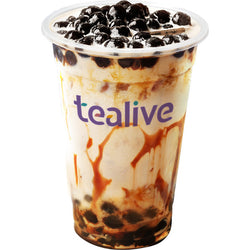 WP01 Bang Bang Milk Tea with Brown Sugar Warm Pearls